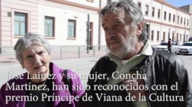 Reencuentro de los exbailarines de Yauzkari en Pamplona