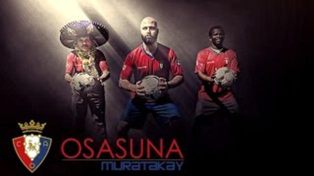 'Osasuna' - Murat Akay