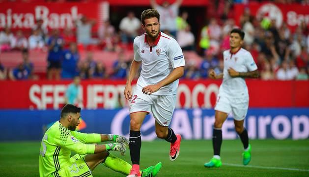 Las mejores imágenes del Sevilla-Osasuna