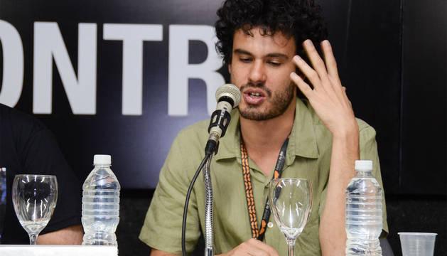 El cineasta brasileño Fellipe Barbosa.