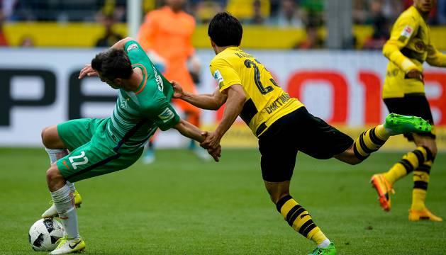 Imagen del encuentro Dortmund 4 - Werder Bremen 3