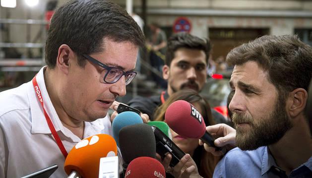 Sánchez gana las primarias del PSOE, con el 71,4% escrutado