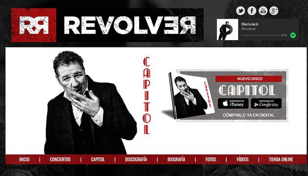 Revolver presenta en Pamplona 'Capitol' el 26 de mayo