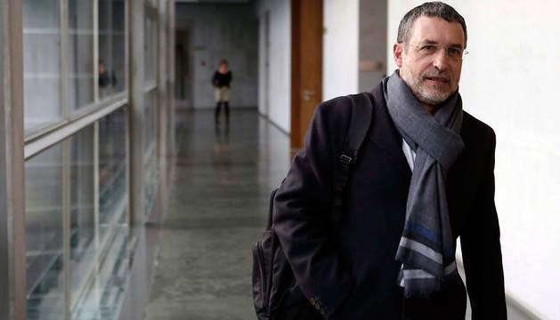 Miguel Laparra, consejero de Derechos Sociales.