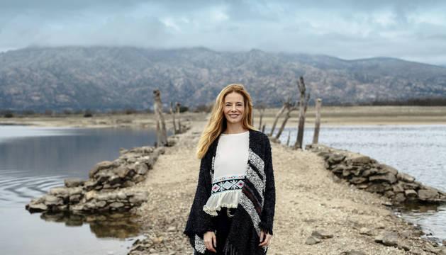Paula Vázquez en la Patagonia