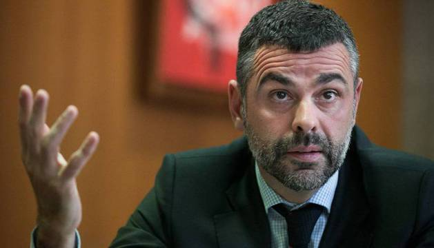 Santi Vila, conseller de Cultura de la Generalitat Catalana