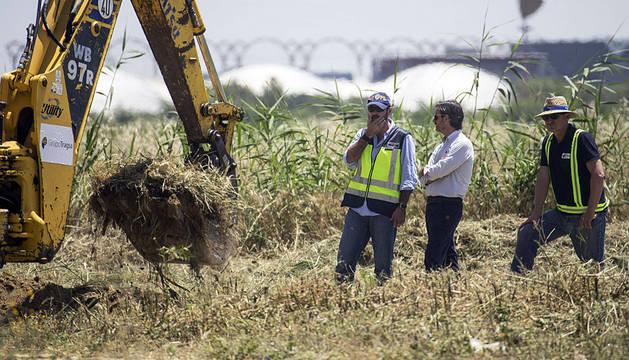 La Policía comienza una nueva búsqueda de Marta del Castillo en Camas