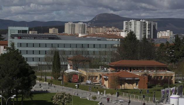 Imagen del Banco de Sangre de Navarra.