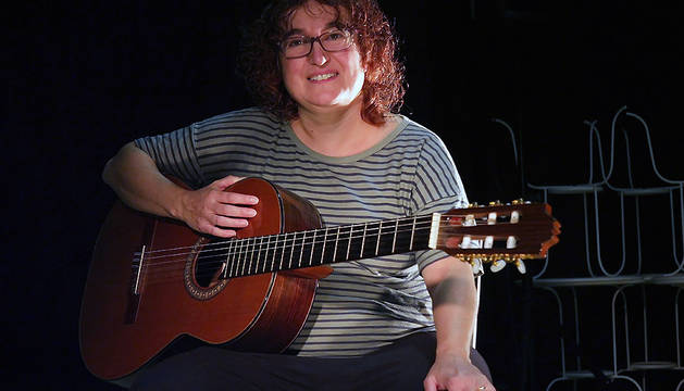 La cantautora Maite Mené.