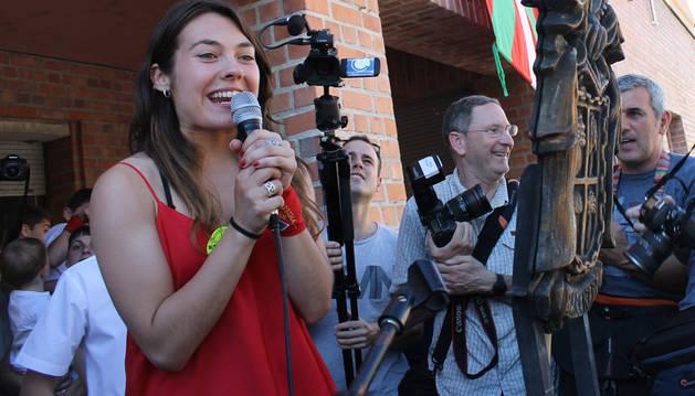 Cinco días para proponer candidaturas que opten a lanzar el chupinazo de Barañáin
