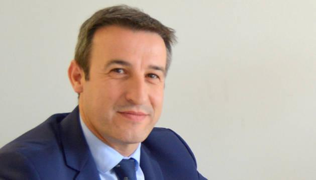 foto de Javier Iradiel, responsable de Formación y Proyectos de la CEN