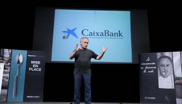 Ferran Adriá presenta la Guía para Emprendedores en Restauración