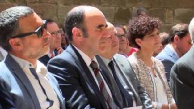 Entrega del Premio Príncipe de Viana 2017