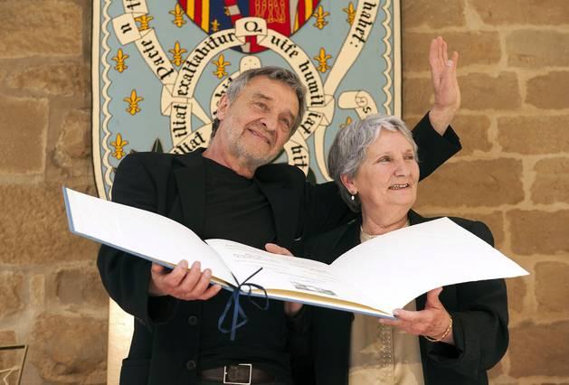 Entrega del Premio Príncipe de Viana de la Cultura 2017
