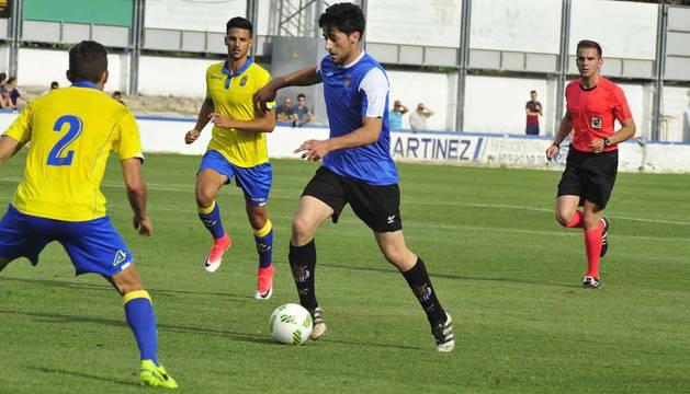 Todas las imágenes de la eliminatoria de ascenso a Segunda B del Peña Sport - Las Palmas