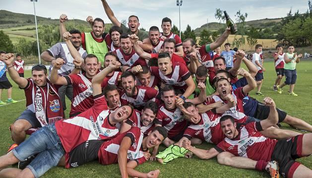 Ascenso del Gares a Tercera División