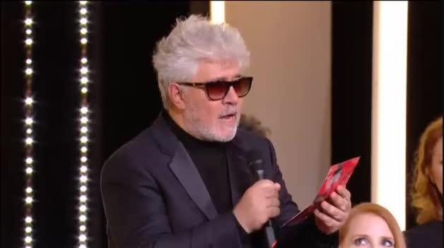 La sátira sueca 'The Square' se lleva la Palma de Oro en Cannes