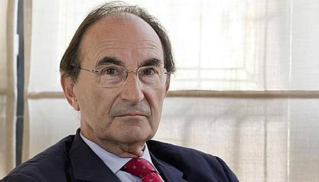 foto de Emilio Lamo de Espinosa, presidente del Real Instituto Elcano.