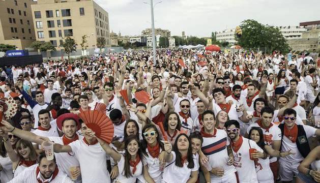 Fiesta Joven de las fiestas de Tudela