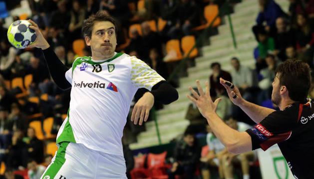 Bozidar Nadovez se despide hoy tras cinco temporadas en el Helvetia Anaitasuna.