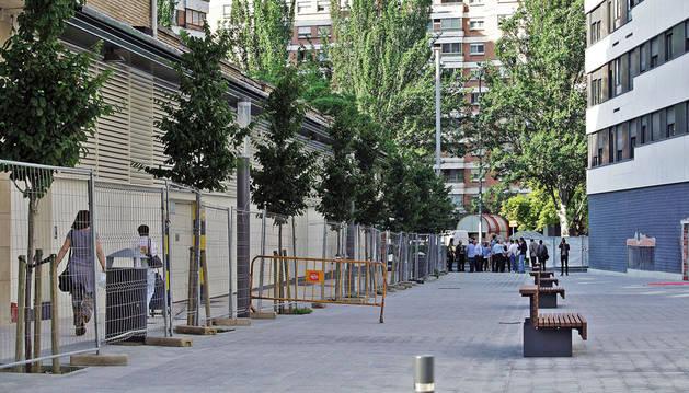 Imagen de la calle Atariandi de Ituarrama Nuevo.