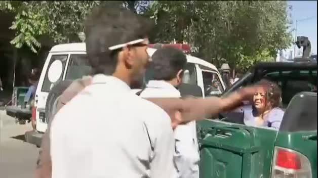 Brutal atentado suicida en Kabul