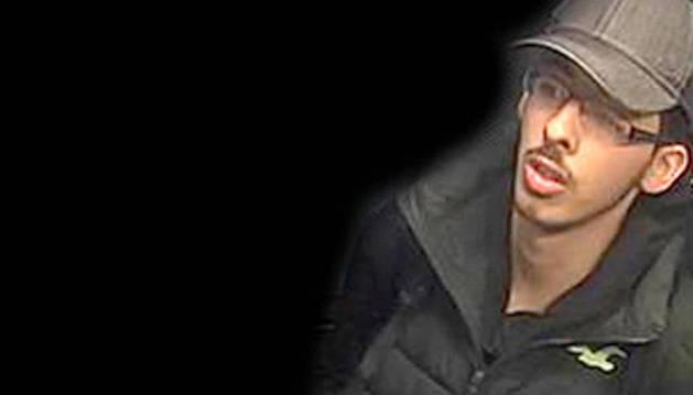 El terrorista Salman Abedi