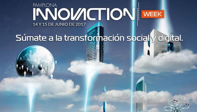 foto cartel de Pamplona InnovAction Week