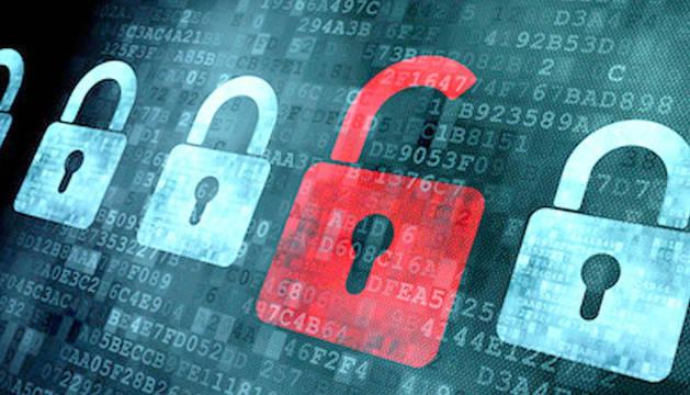 foto de ciberseguridad, ataque informático