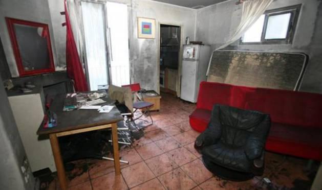 Foto de la vivienda de la mujer fallecida en Reus.