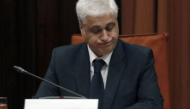 El exconseller y  diputado del PDeCat Germà Gordó.