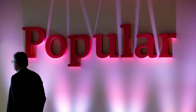 Logo del Banco Popular