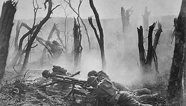 La historia de cómo una mina de la I Guerra Mundial hundió los sueños de un corellano
