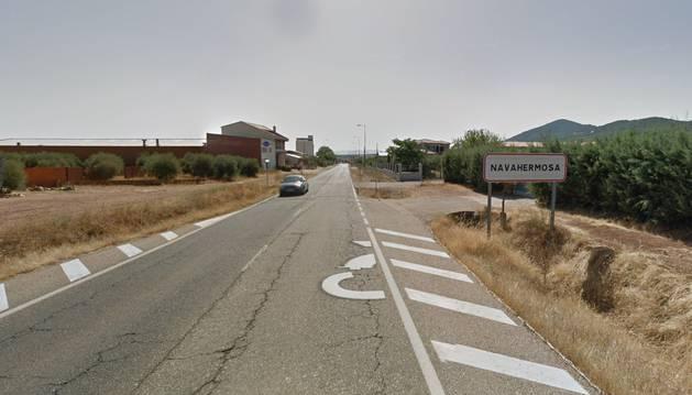 El suceso ha tenido lugar en Navahermosa (Toledo).