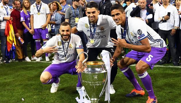 El Real Madrid gana 4-1 a la Juventus