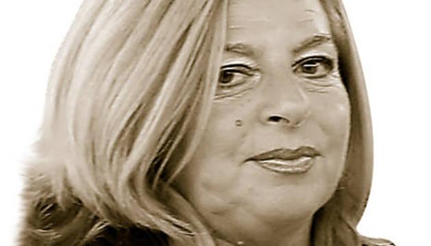 Foto de Consuelo Ordóñez.