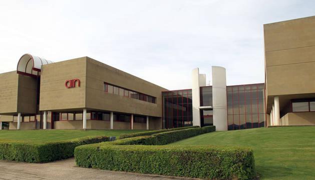 foto de Sede de AIN en Cordovilla.