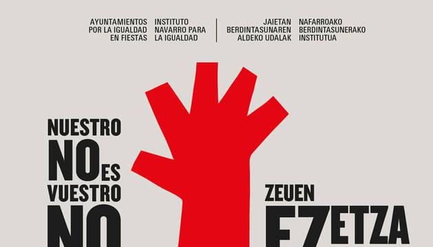 Cartel de la campaña.