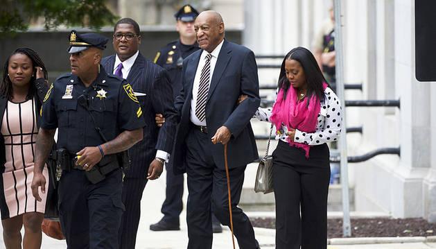 Comienza el primer juicio por abusos sexuales contra el cómico Bill Cosby