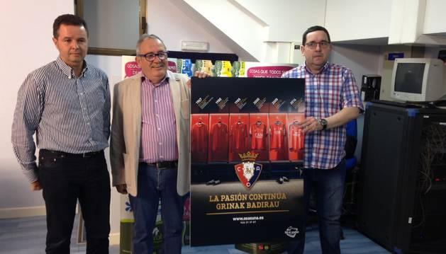 Osasuna presenta su campaña de abonados para la 17/18
