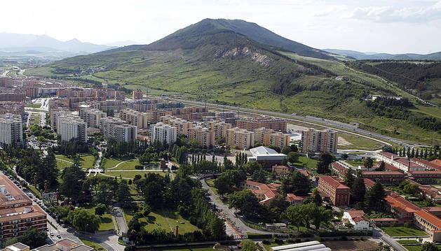 Localizadas  dos menores de 11 años desaparecidas durante horas en Pamplona