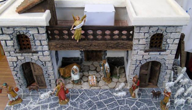 Tres meses de iniciación al belenismo con la Asociación de Belenistas de Barañáin