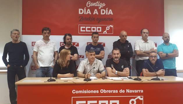 Los sindicatos ratifican