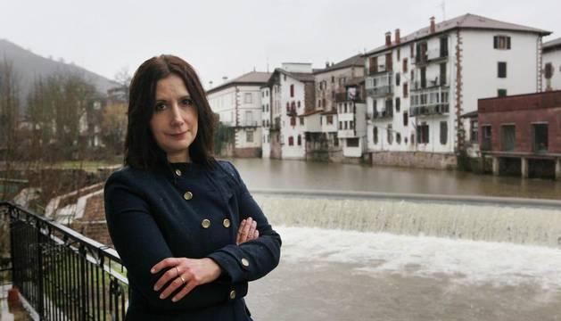 Dolores Redondo autora de la trilogía del Baztan
