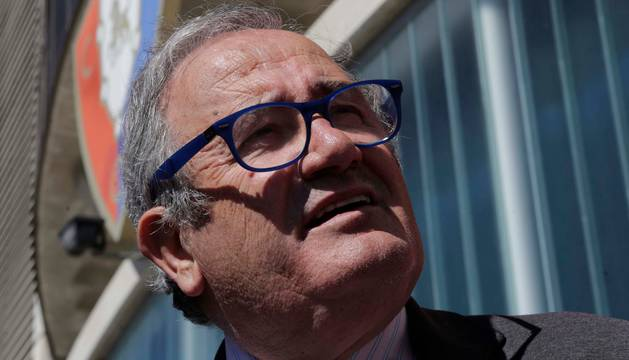 Luis Sabalza.