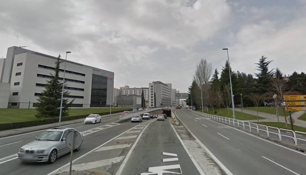La Avenida de Navarra