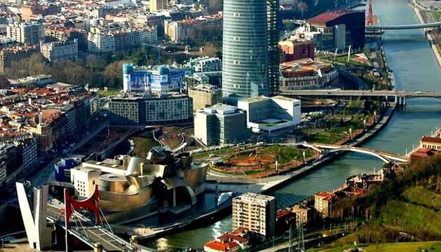 Bilbao propone cobrar un peaje a los coches privados que entren en la ciudad