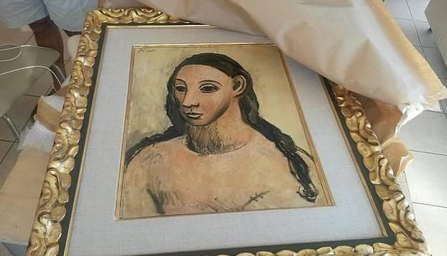 Procesan al banquero Jaime Botín por contrabando de un cuadro de Picasso