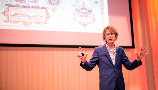 foto de Gijs Van Wulfen, autor de la metodología Forth Innovation