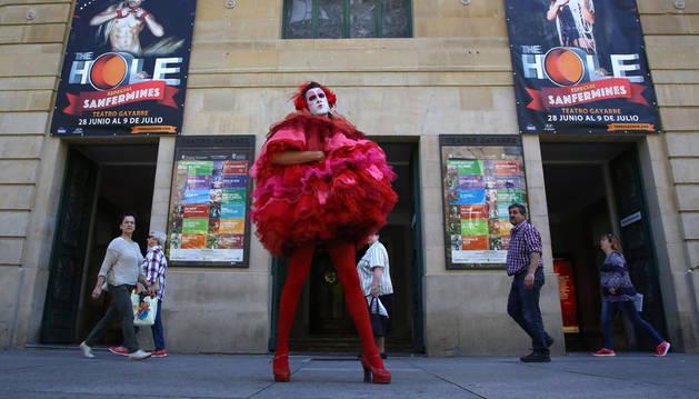 'The Hole' regresa al Teatro Gayarre con una edición especial para San Fermín